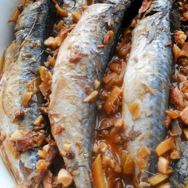 辣烤鲅鱼(简单版)
