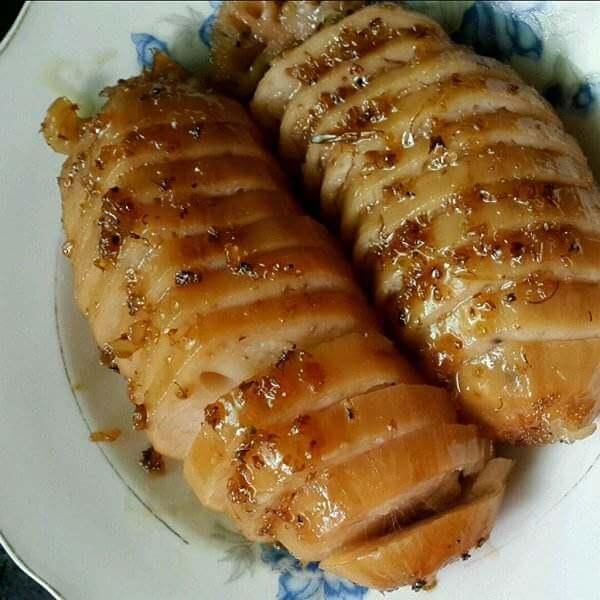 桂圆红枣糯米藕
