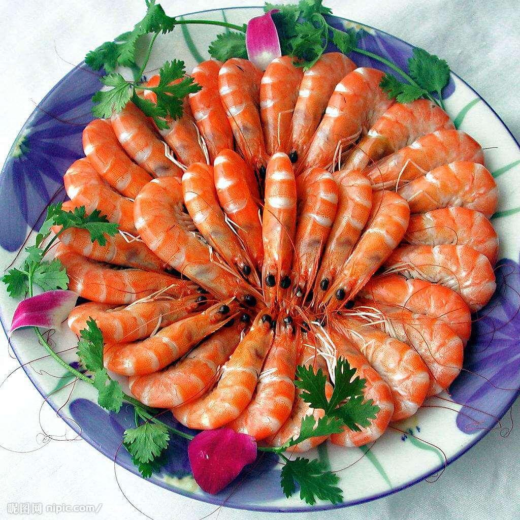 红烧鸡尾虾