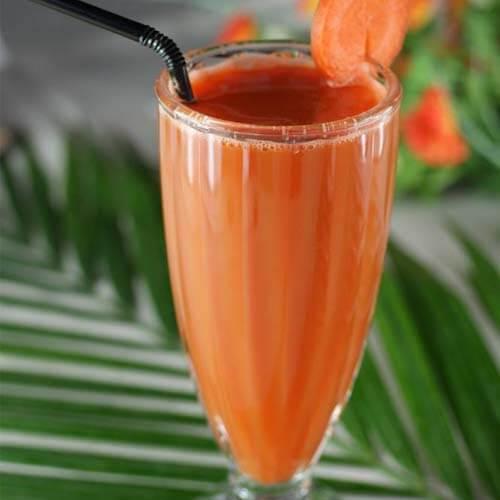 胡萝卜西红柿橙汁