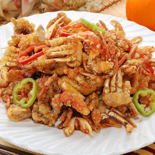 麻辣黄金蟹