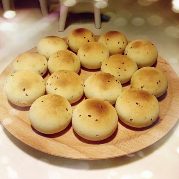 韩式麻薯面包