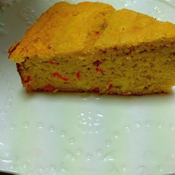 电饭煲版胡萝卜蛋糕