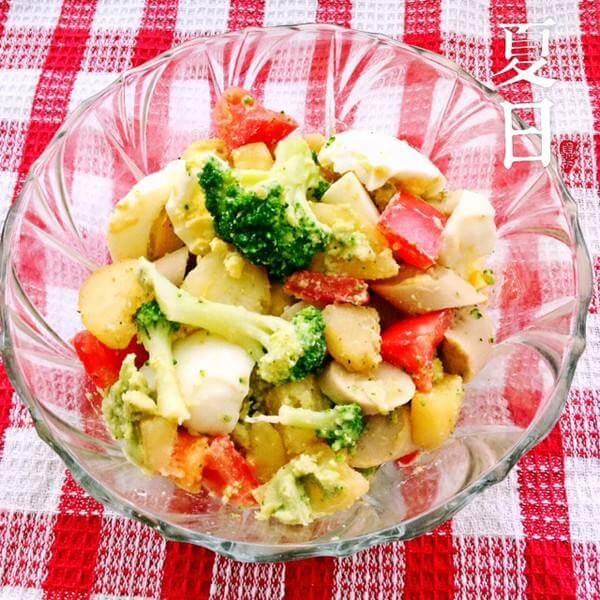 减肥佳品-牛油果沙拉