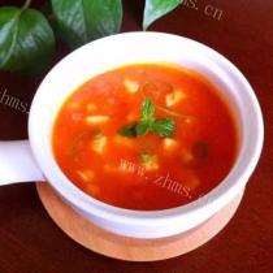 土豆胡萝卜浓汤