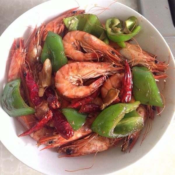 酥脆的红烧大虾的做法