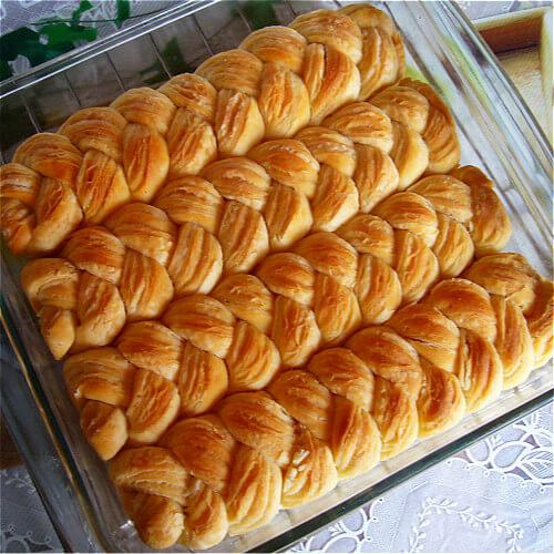 椰浆饺排包