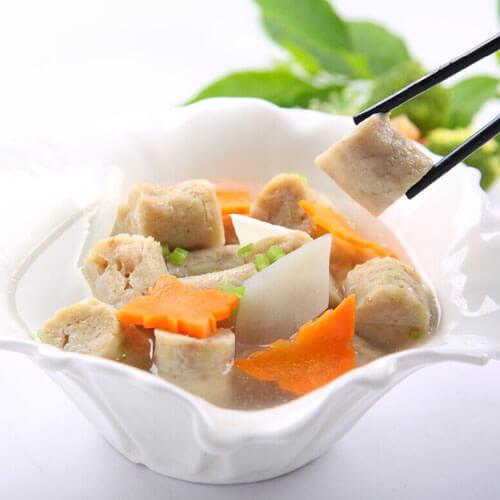 萝卜瘦肉鱼卷汤