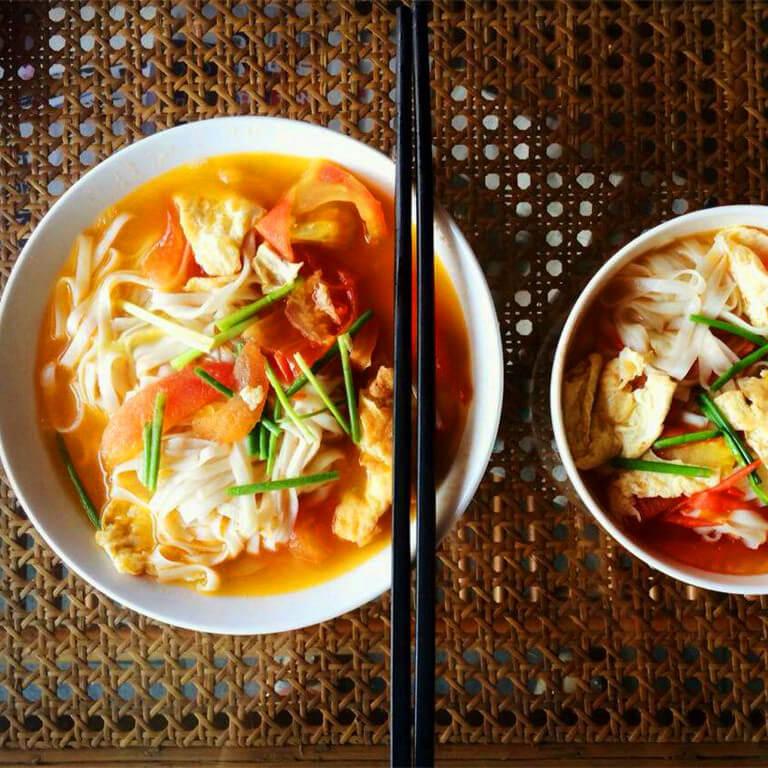 美味番茄毛豆鸡蛋汤