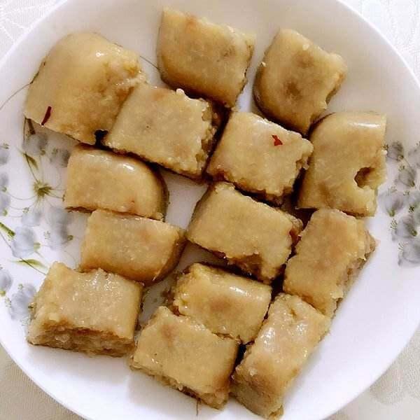 (懒人版)小米红枣糕