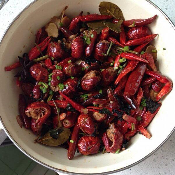 美味的香辣小龙虾的做法