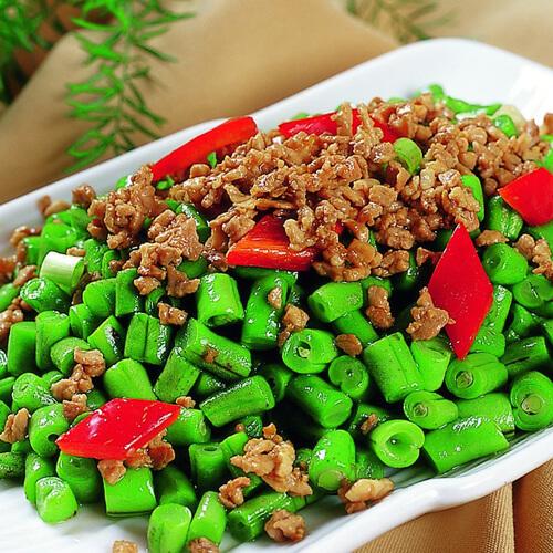 素炒龙爪豆