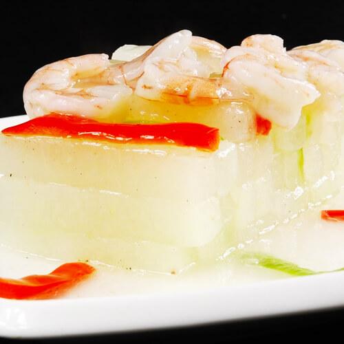 养生海米冬瓜的做法