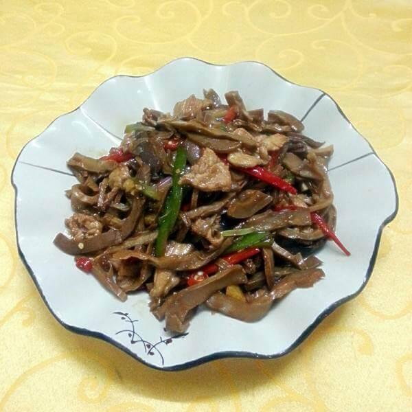 【首发】小米椒炒肉