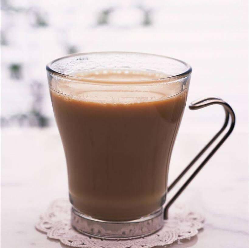 念念不忘的暖身奶茶
