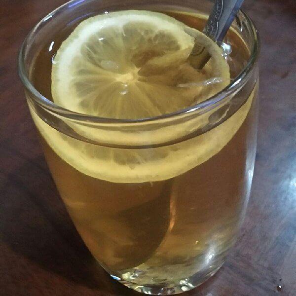 自制百香果柠檬茶