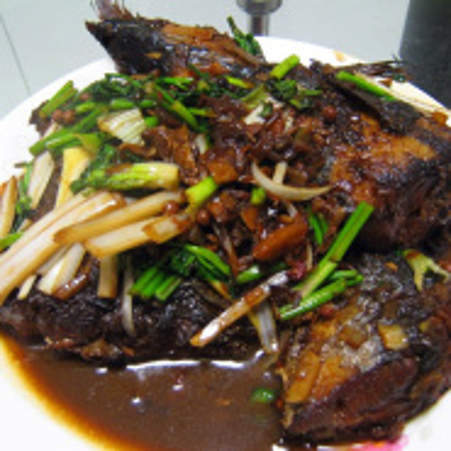 味道不错的红烧鲅鱼的做法