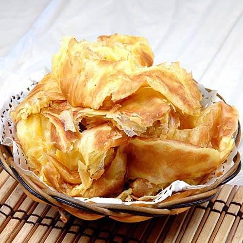 葱叶饼-简单版