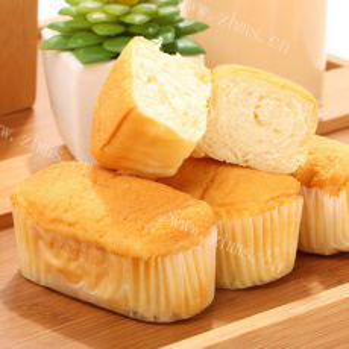 【家庭版】甜香软面包