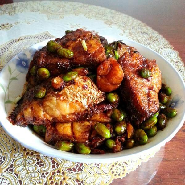 健康美食之醋焖鸡