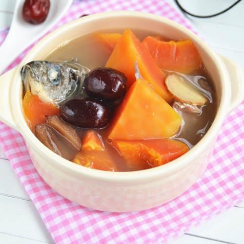 #回忆#四红木瓜汤