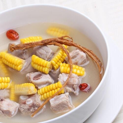 豆腐泡炖排骨