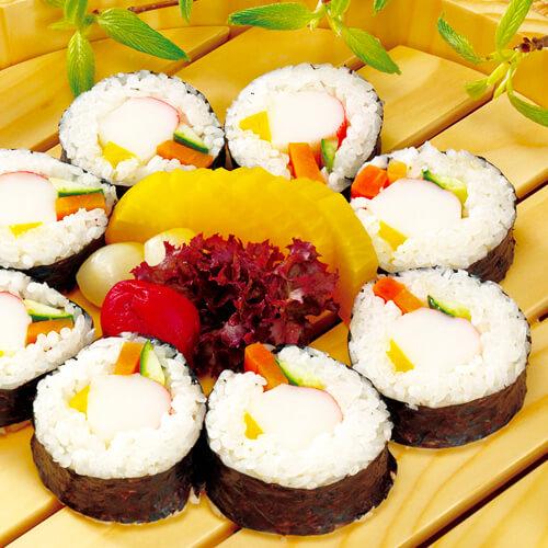 最爱的韩式紫菜包饭