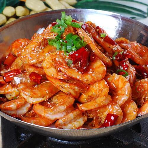 好吃的香辣虾的做法