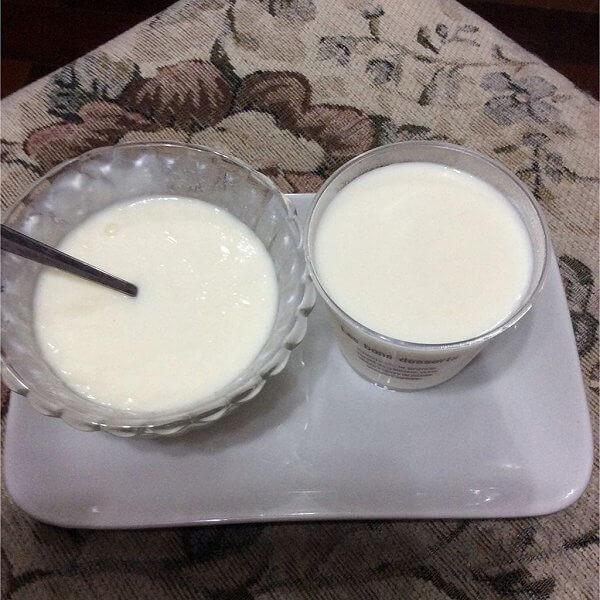 自制老味酸奶