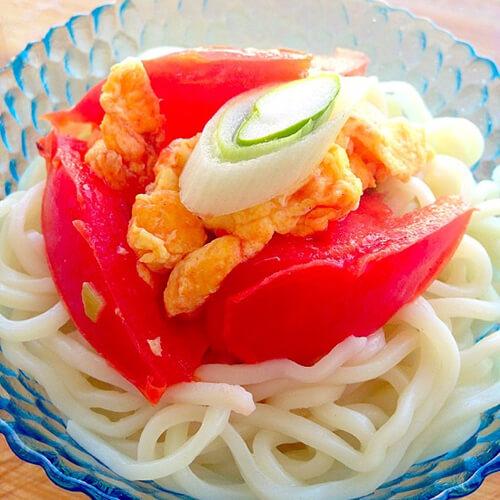 DIY-西红柿炒蛋面