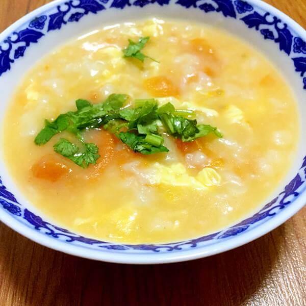 西红柿鸡蛋白萝卜汤