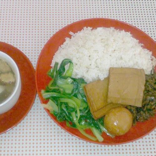 新疆牛肉汤饭