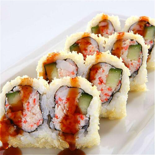 卤香海米寿司