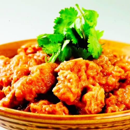 姜蒜蚝油蒸排骨