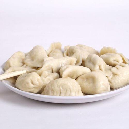 茴香火腿鸡蛋饺子