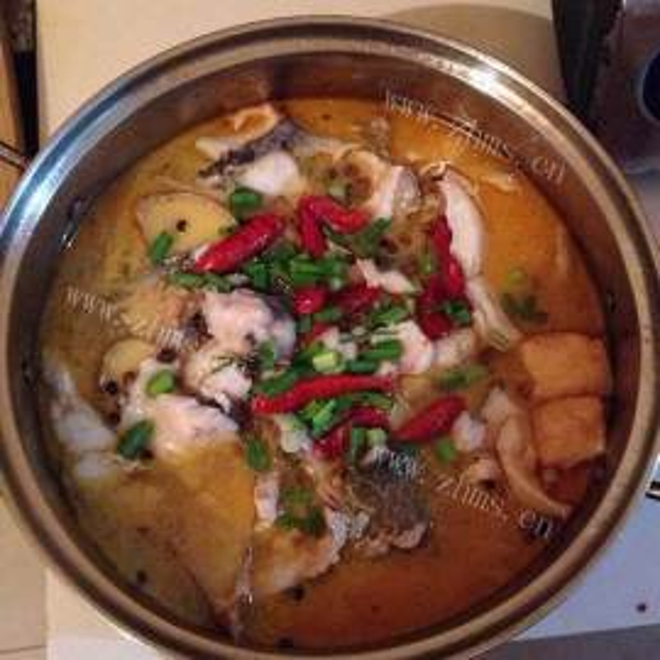 山药尖梭鱼砂锅煲