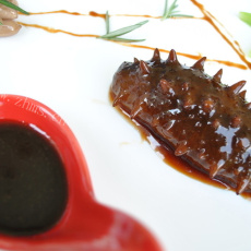 美味葱烧海参做法