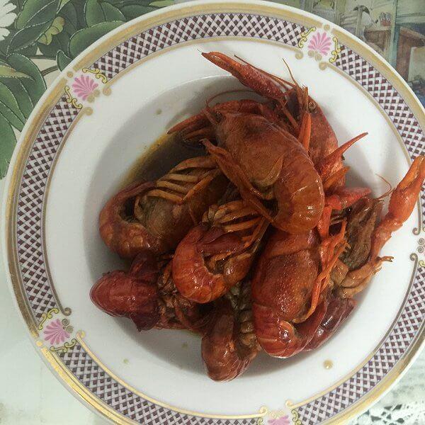 美味香辣小龙虾的做法