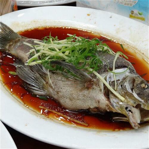 清蒸丁桂鱼