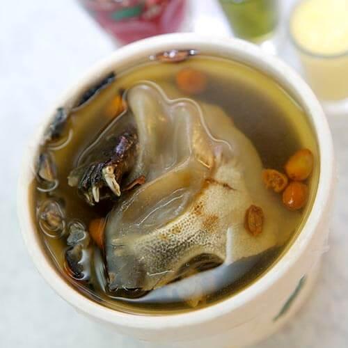 甲鱼汤的做法