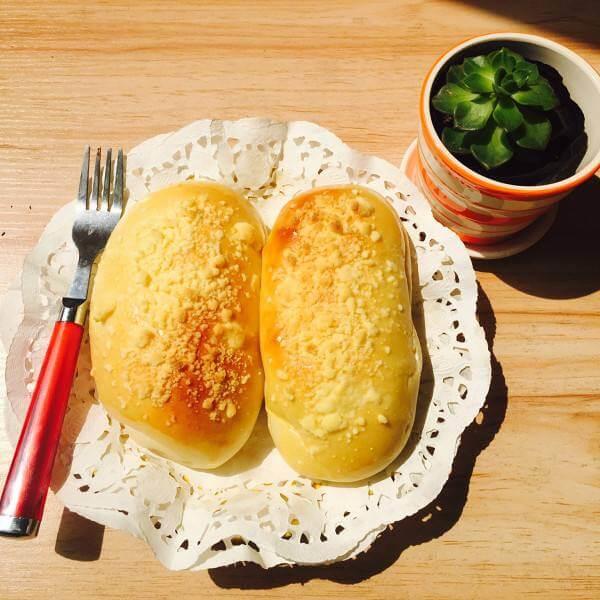 #回忆#面包酥粒