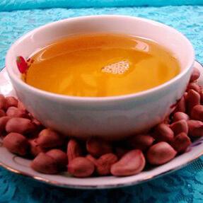 玉米粒红枣花生糊