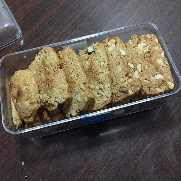 燕麦红枣豆渣蛋饼