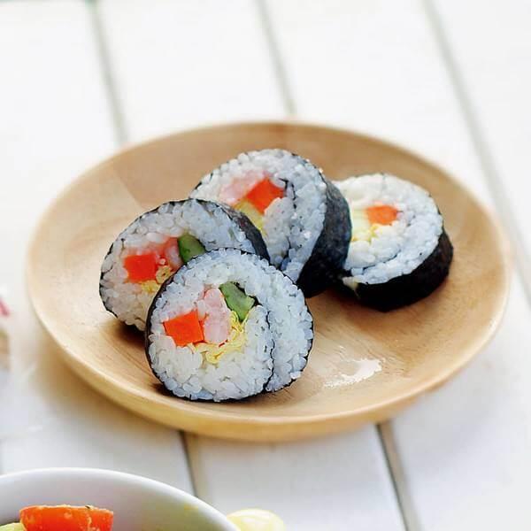 鱼香味寿司