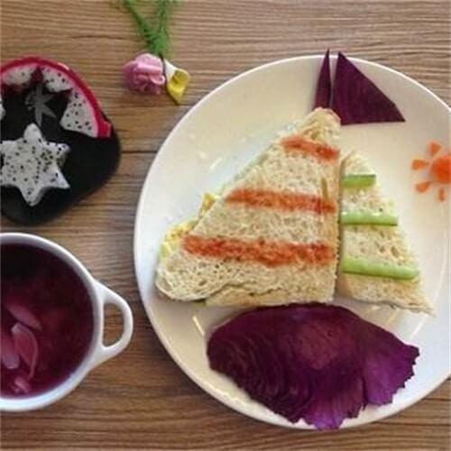 【首发】火龙果紫薯三明治