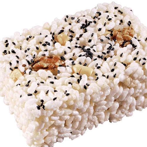 五彩米花糖