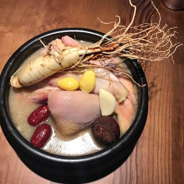 韩国安东炖鸡