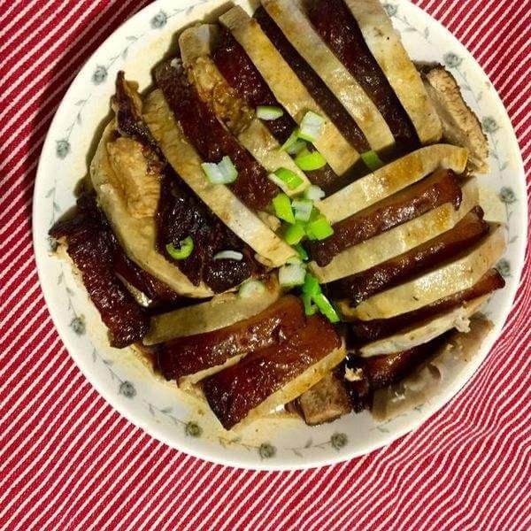 荔浦芋头红烧肉