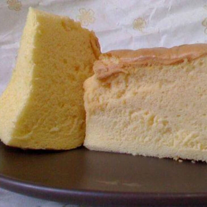 胡萝卜汁蛋糕