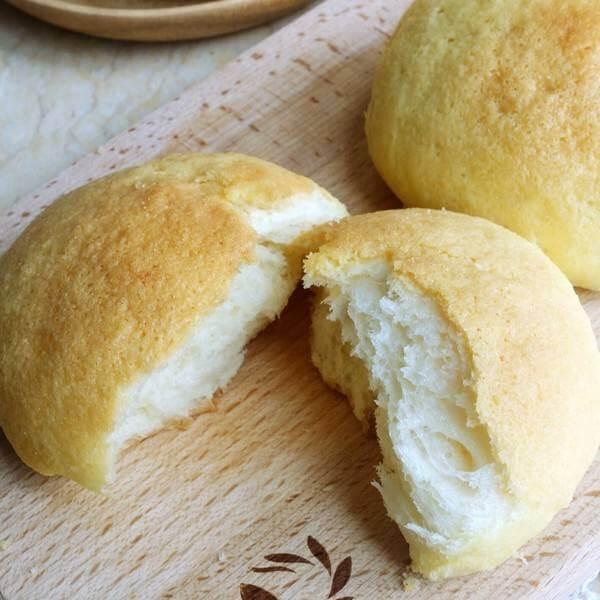 牛奶黄油面包(家庭版)